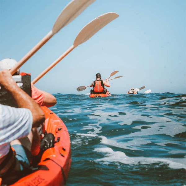 Kayaking with Untouched Adventures