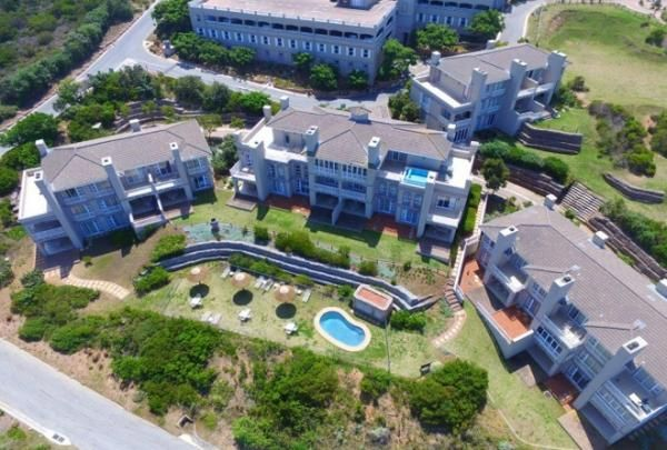Birds eye view of Pinnacle Point Beach and Golf Estate