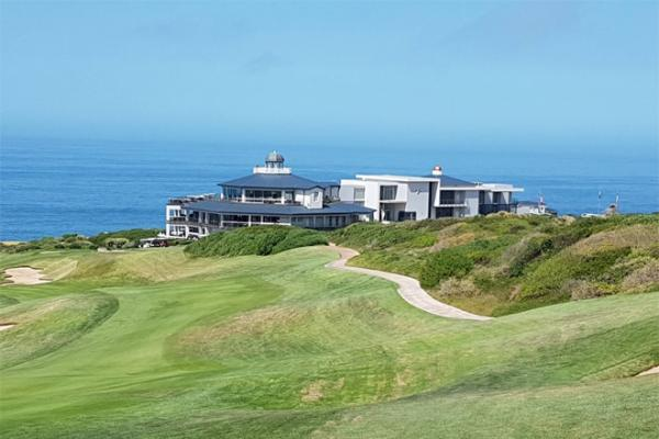 Golf Course at Pinnacle Point Beach and Golf Estate
