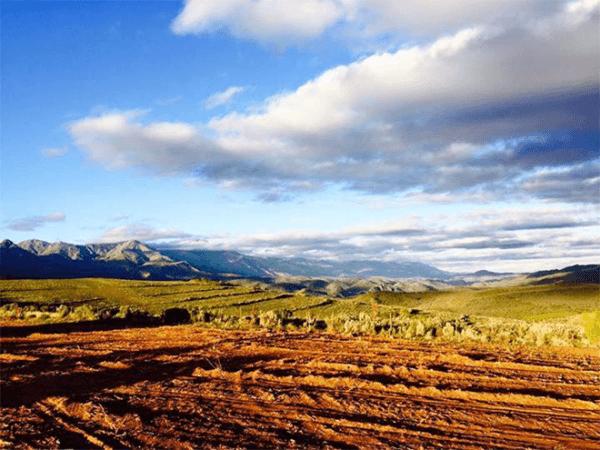 Views at Kobus se Gat Swartberg Experience