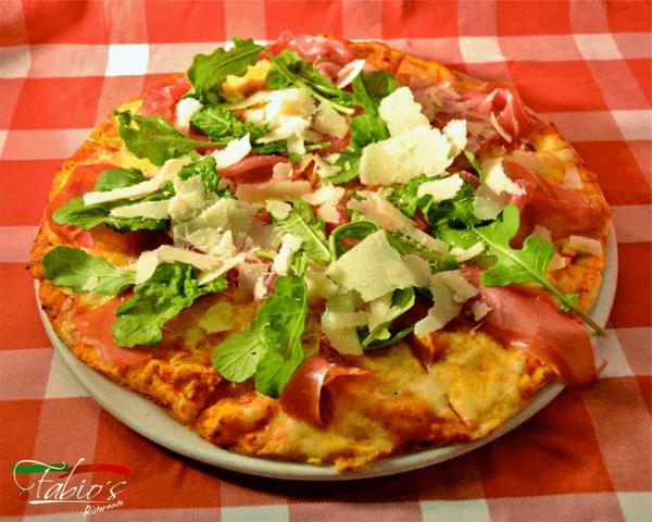 Pizza at Fabio's Ristorante and Pizzeria