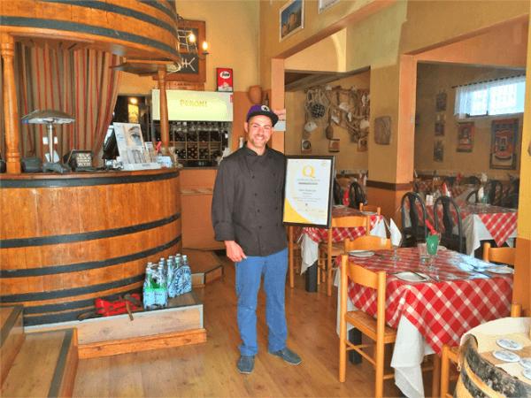 Fabio's Ristorante and Pizzeria