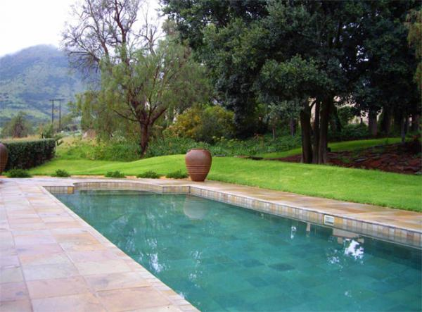 Swimming pool at Waylands Country House