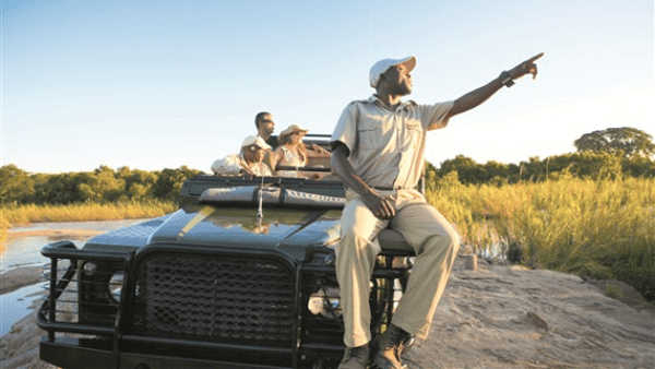 Safaris with Reynolds Travel Centre