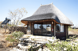 Wildtrack Safaris Eco Lodge