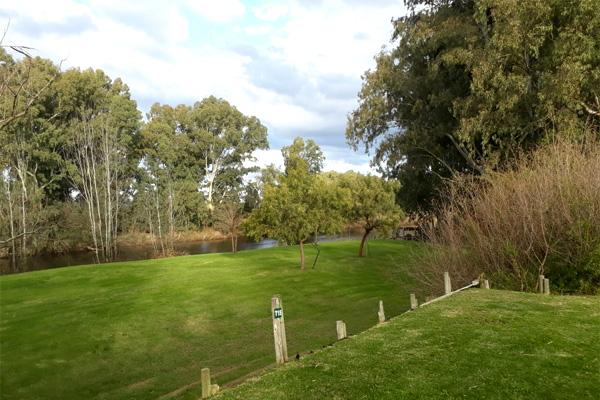 River Goose Campsite