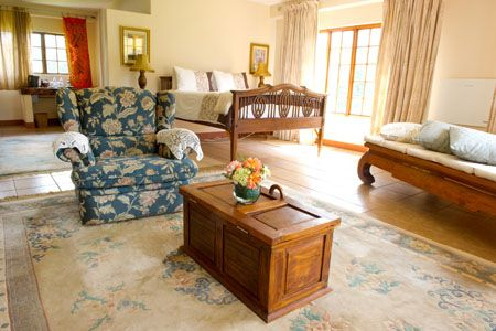 Relax at The Bend Country House