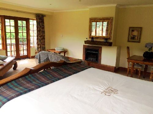Rooms at The Bend Country House