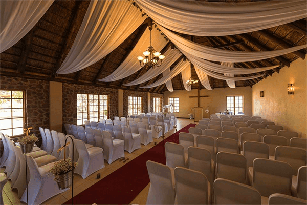 Ma Tala Tala Wedding Venue