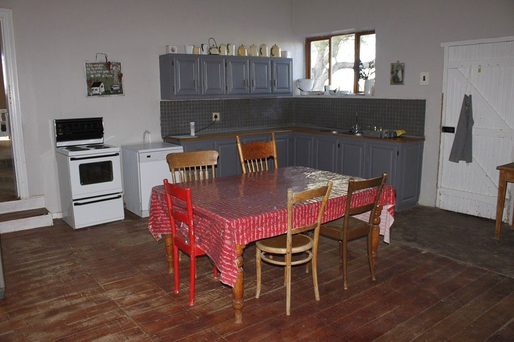 Self Catering Kictehn at Arukah Guest Farm