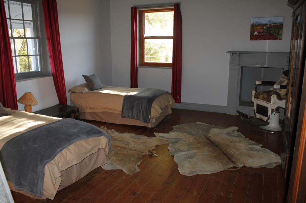 Rooms at Arukah Guest Farm