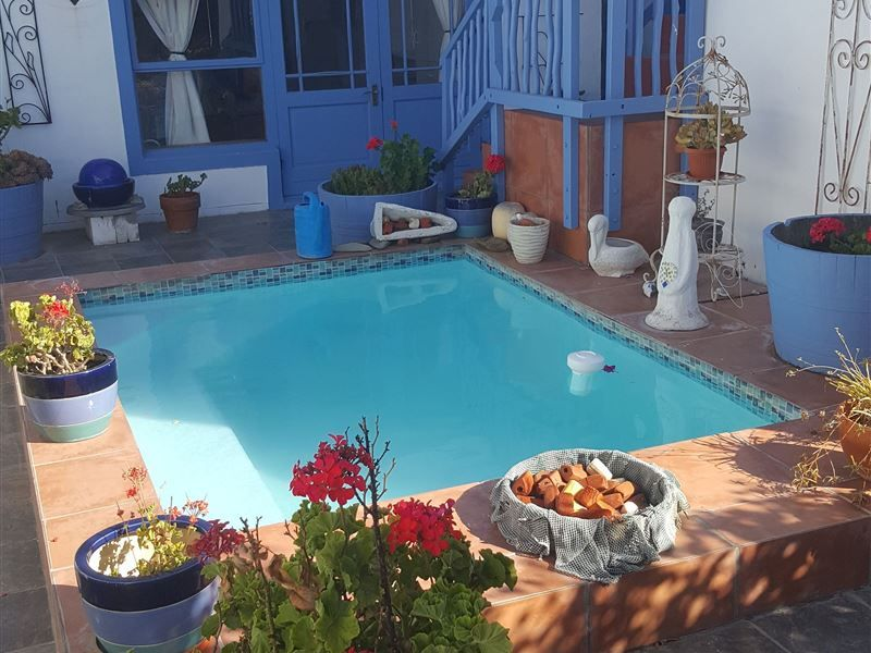 Swimming pool at Tranquility in Port Owen