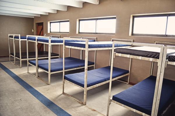Dorms at SOS Outdoor Centre