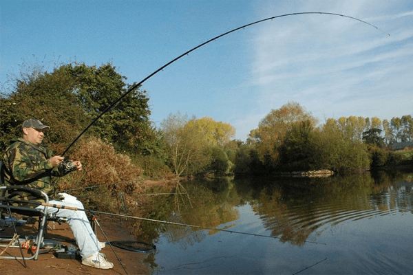 Fishing at Theewater Sports Club