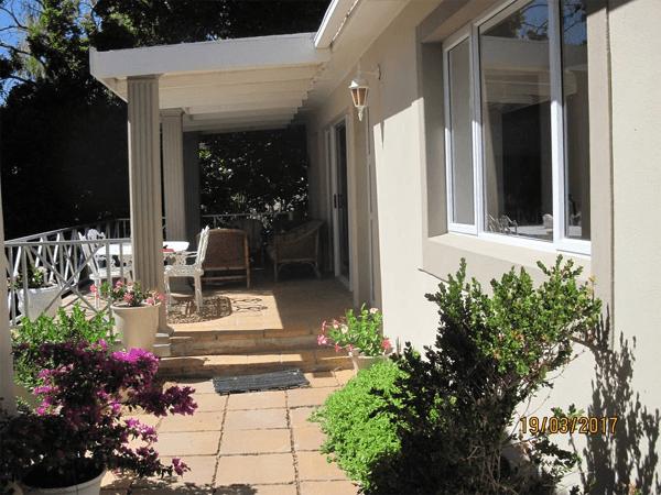 Garden Cottage - Constantia