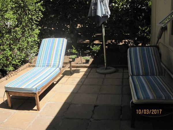 Relax at Garden Cottage - Constantia