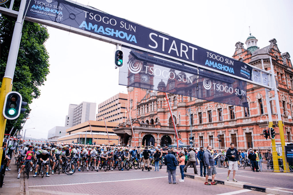 Amashova - Cycling Event