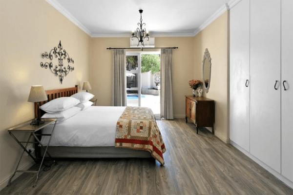 Accommodation at Grande Plaisir