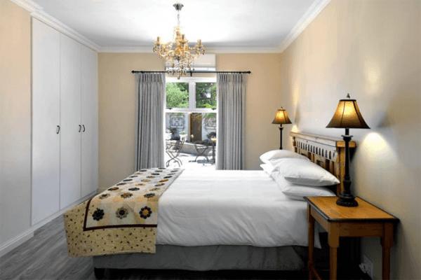 Bedroom at Grande Plaisir