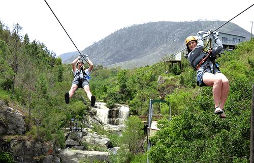 Tsitsikamma Falls Adventures