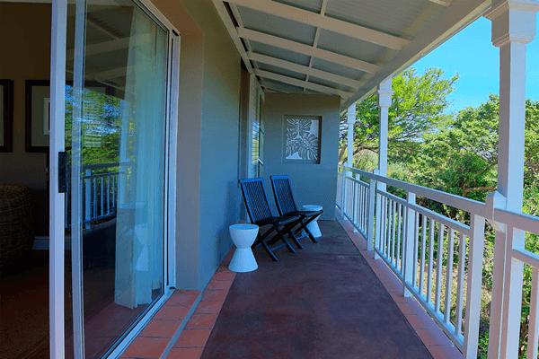 Patio at Prince's Grant Coastal Golf Estate
