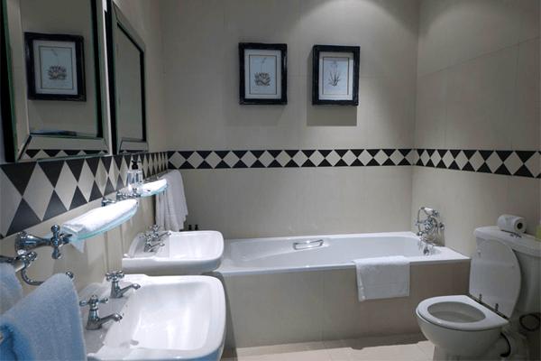Bathroom at Prince's Grant Coastal Golf Estate