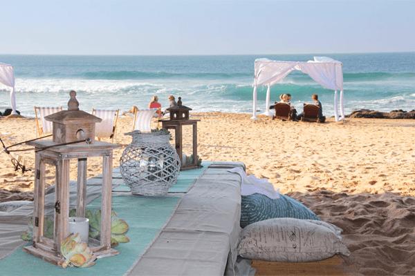 Beach weddings at Prince's Grant Coastal Golf Estate
