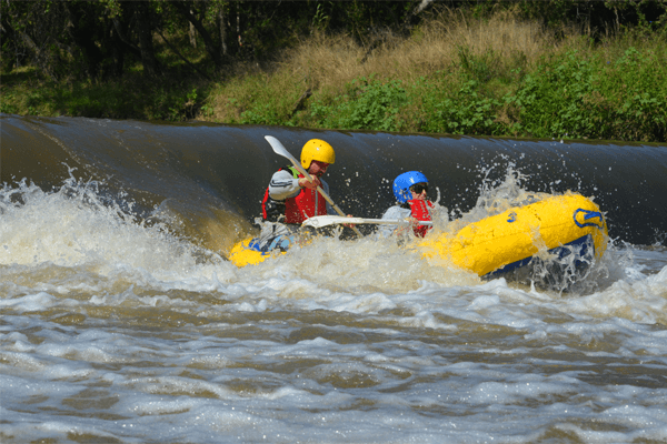 Paddle Power Adventures in Hartebeespoort, Gauteng