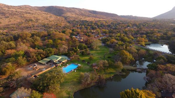 Views at Mount Amanzi