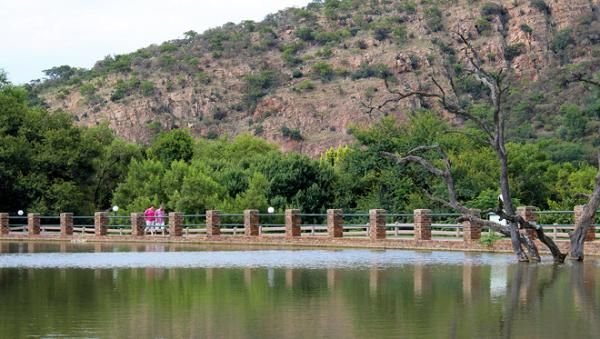 River at Mount Amanzi