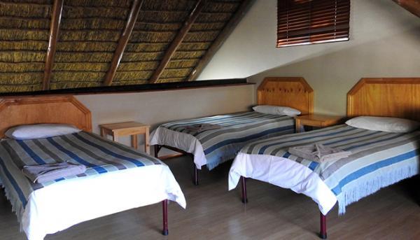 Accommodation at Mount Amanzi