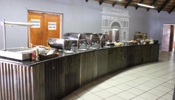 Eat at Mount Amanzi