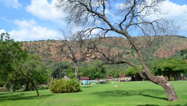 Outside Mount Amanzi