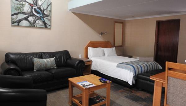 Room at Mount Amanzi