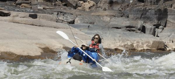 River Rafting at Orange River Rafting