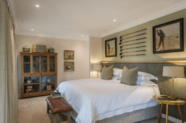 Room at Bosch Hoek Golf & Country Estate