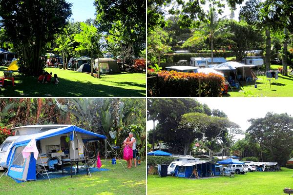 Camping & Caravan Park