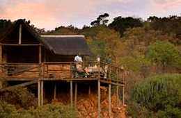 Tuskers Bush Lodge B&B