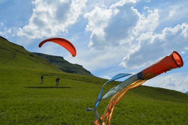 Wild Sky Paragliding in Bulwer, Drakensberg