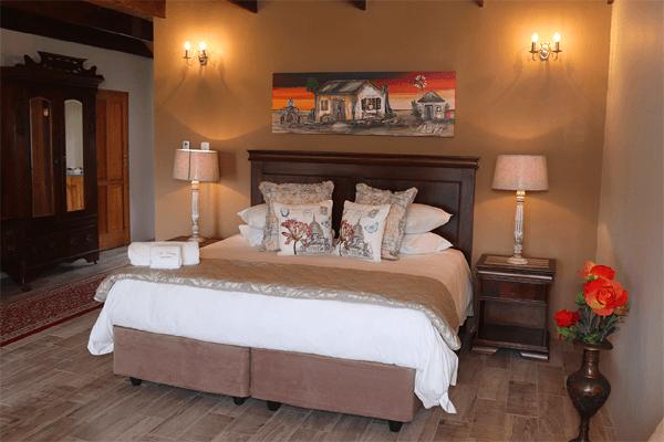 Room at De Denne Guest House