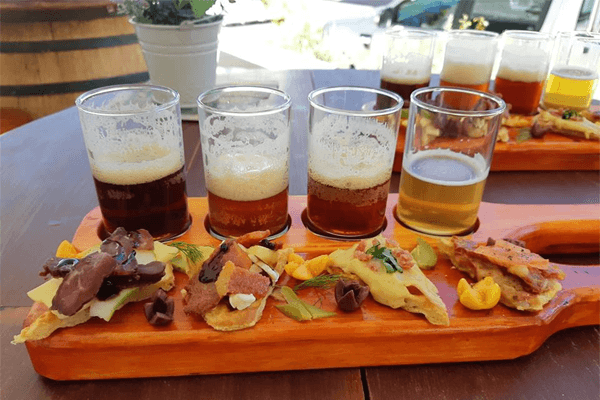 Route 62 Brewing Company in Montagu