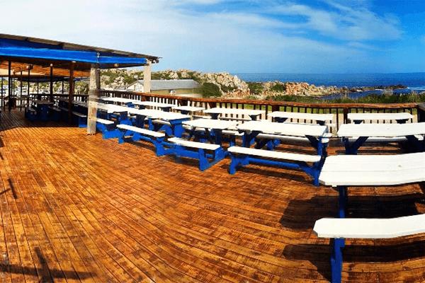 KabelJoe's Seafood Restaurant in Kleinmond