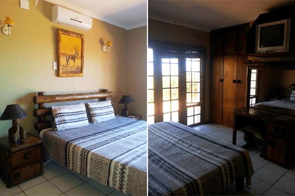 Room at Ja-Moza Accommodation in Ballito