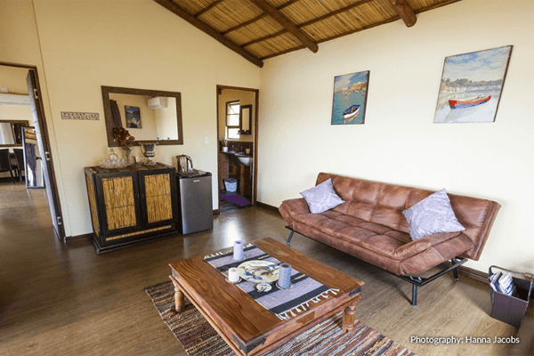 Nghunghwa Lodge in Bilene, Mozambique