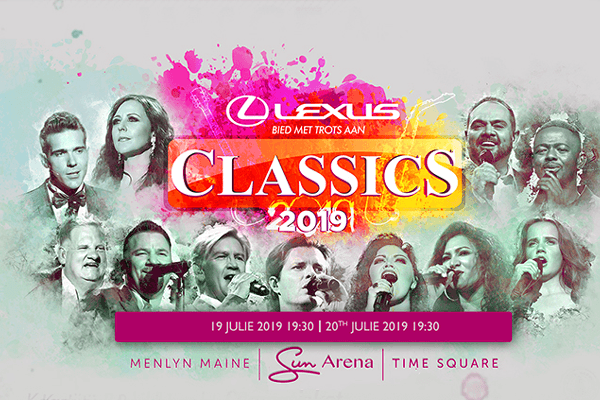 Classics is Groot 2019