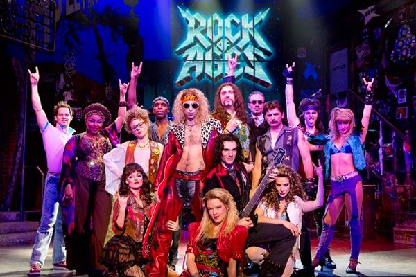 Rock Of Ages - Montecasino