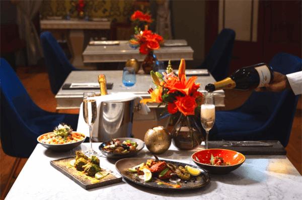 Christmas Eve Dinner & Christmas Day Lunch - The Taj