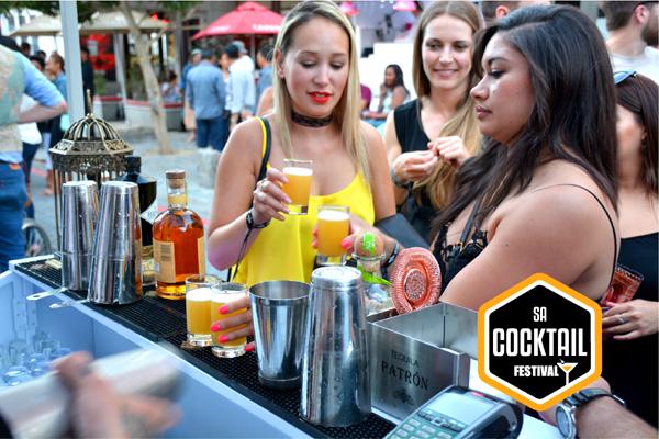 Grand Street Party | SA Cocktail Week